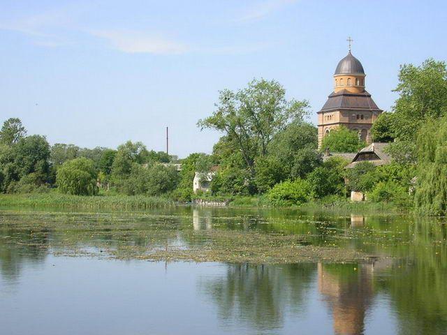 Zdjęcia: Beresteczko, widoczek, UKRAINA