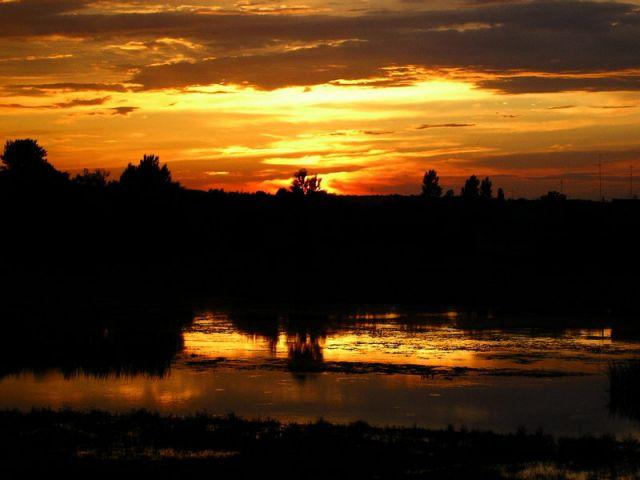 Zdjęcia: Beresteczko, wieczór, UKRAINA