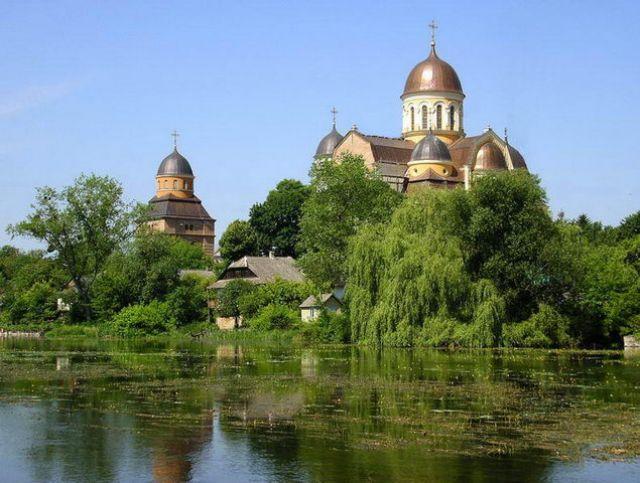 Zdj�cia: Beresteczko, wielki sob�r, UKRAINA