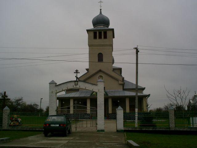 Zdjęcia: Darażnia, cerkwia, UKRAINA