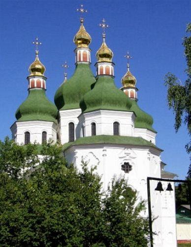Zdjęcia: Niżyn, sobór 1669r, UKRAINA