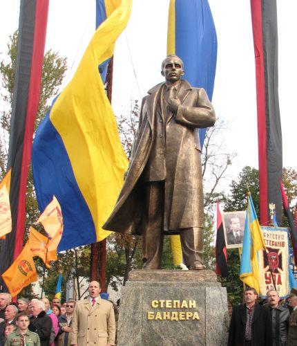 Zdjęcia: Lwów, pomnik, UKRAINA