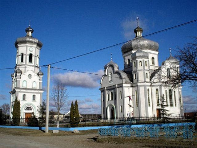Zdjęcia: Horoszowa, cerkwa, UKRAINA