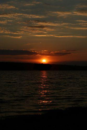 Zdjęcia: Ternopol, zachód słońca, UKRAINA