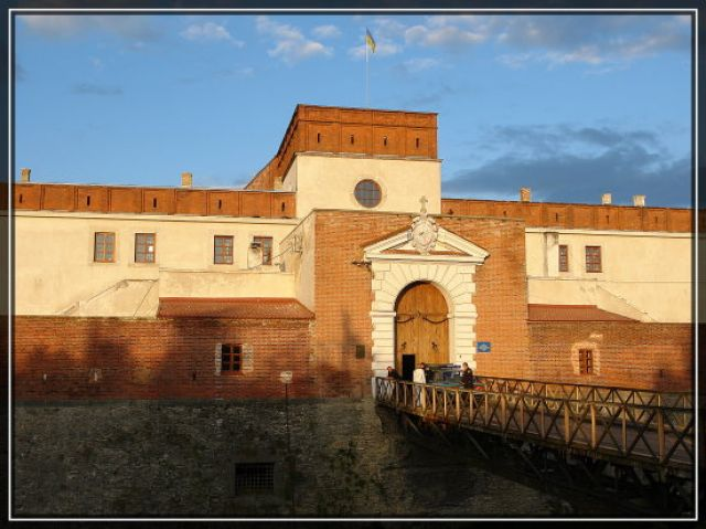 Zdjęcia: Dubno, forteca 2, UKRAINA