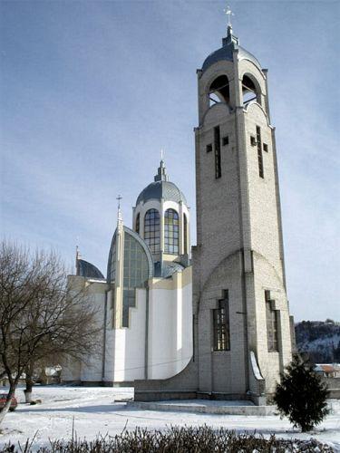 Zdjęcia: Czortkiw, cerkwa, UKRAINA