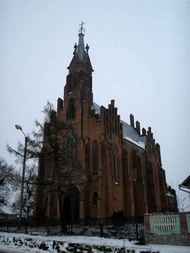 Zdjęcia: Ozorany, kościół, UKRAINA