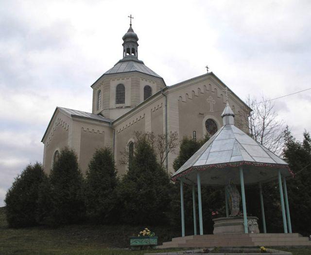 Zdjęcia: Szybalin, cerkwa, UKRAINA
