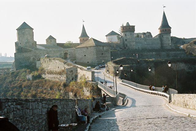 Zdjęcia: Kamieniec Podolski, Ukraina, Kamieniec Podolski, UKRAINA