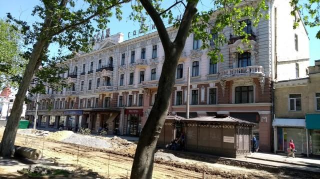 Zdjęcia: Ul Prjeobrażenskaja , Odessa, UKRAINA