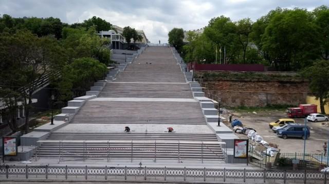 """Zdjęcia: Odessa, Odessa schody """" Patiomkowskie"""", UKRAINA"""