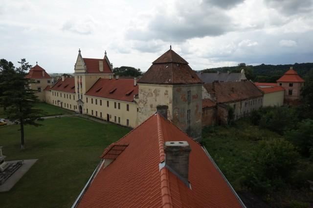 Zdjęcia: Żółkiew, Obwód lwowski, Zamek Sobieskich, UKRAINA