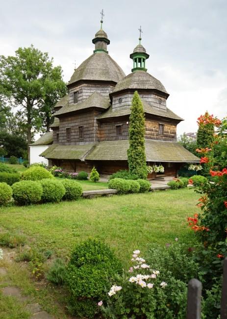Zdjęcia: Żółkiew, Obwód lwowski, Cerkiew św. Trójcy , UKRAINA
