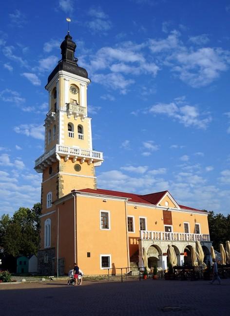 Zdjęcia: Kamieniec Podolski, Chmielnicki, Ratusz, UKRAINA