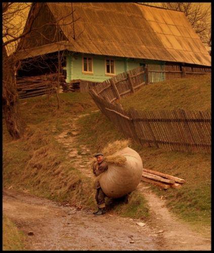Zdj�cia: Wie� Bitlya, Bieszczady Wschodnie, Modlitwa lidzi wolnych, UKRAINA