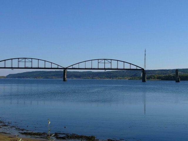 Zdjęcia: kaniw, czerkawski, rajd po ukrainie, most do nikąd, UKRAINA