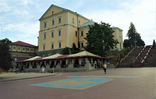 Zdjęcia: ., Tarnopol, Zamek, UKRAINA