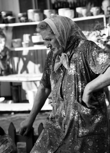Zdjęcia: Kołomyja, Ukraina Zachodnia, na targu, UKRAINA