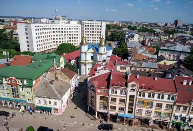 Zdjęcia: Stanisławów, Iwano-Frankiwsk, Iwano-Frankiwsk, UKRAINA