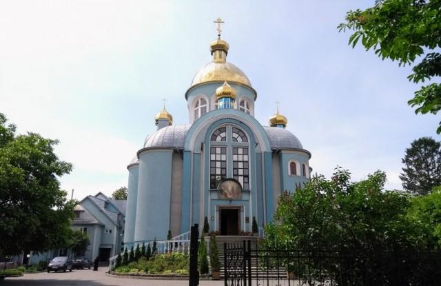 Zdjęcia: Kołomyja, Iwano-Frankiwsk, Ukraińska cerkiew, UKRAINA