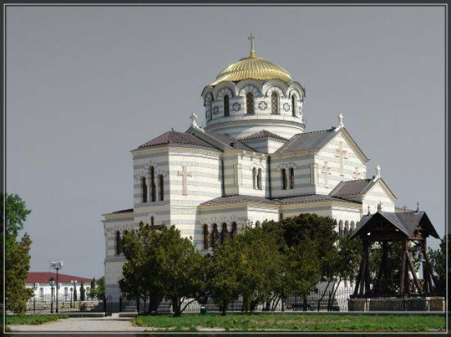 Zdjęcia: sewastopol, sobór, UKRAINA