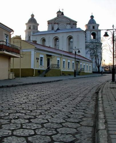 Zdjęcia: Łuck, uliczka, UKRAINA