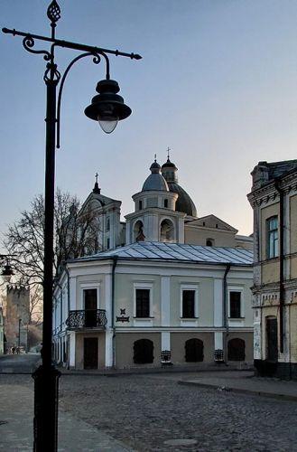 Zdjęcia: Łuck, zaułek, UKRAINA
