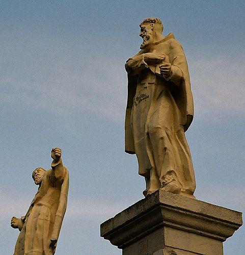 Zdjęcia: Kamieniec Podolski, Podole, święci..., UKRAINA