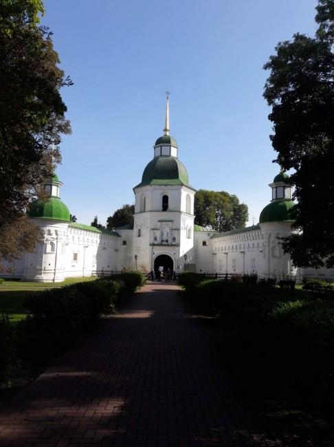 Zdjęcia: Czernihów, Czernihow, Kośćiól Prawosławny w Czernihowie, UKRAINA