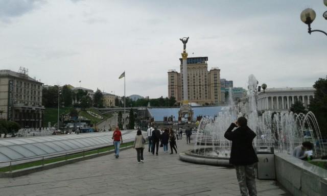 Zdjęcia: Majdan Niepodleglośći, Kijów, Majdan Niepodleglośći-3, UKRAINA