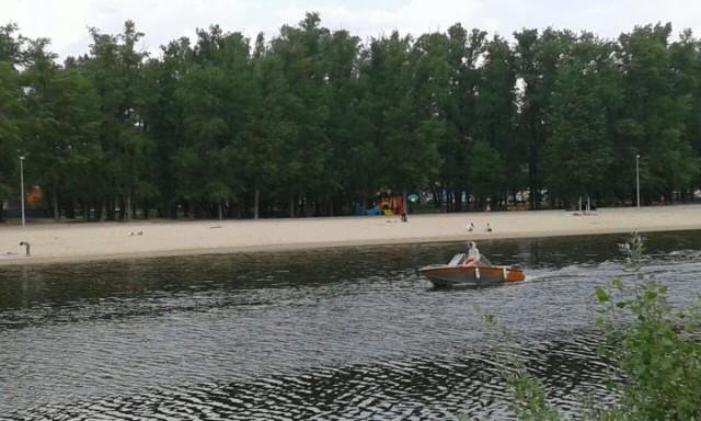 Zdjęcia: Hydropark Plaża, Kijów, Hydropark nad brzegiem Dniepra 4, UKRAINA