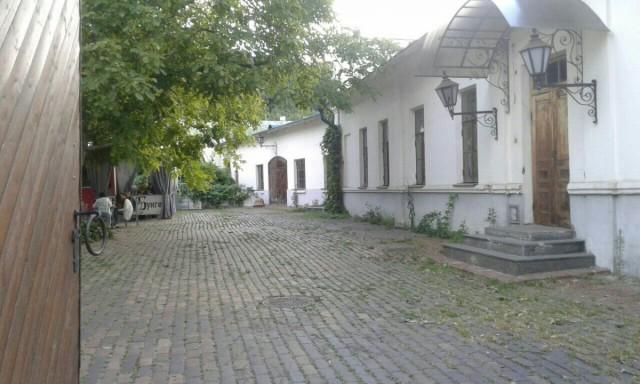 Zdjęcia: Ul. Froliwśka, Kijów, Muzeum Apteka w Kijowie-3, UKRAINA