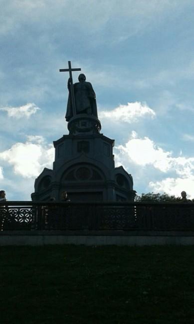 Zdjęcia: Park Górka Włodimierza, Kijów, Pomnik ks. Włodimierza, UKRAINA