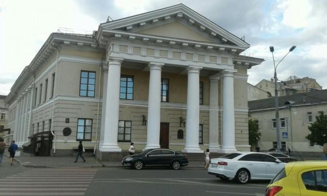 Zdjęcia: Podol, Plac Kontraktowy, Kijów, Budynek Kontraktowy w Kijowie-1, UKRAINA
