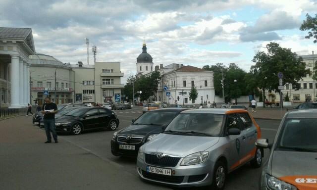 Zdjęcia: Plac Kontraktowy, Kijów, Plac Kontraktowy w Kijowie-3, UKRAINA