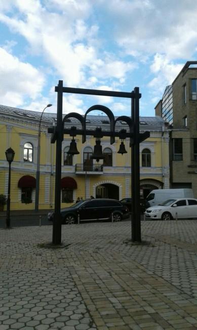 Zdjęcia: Plac Kontraktowy, Kijów, Kościół Wniebowzięcia Matki Pirogości-3, UKRAINA
