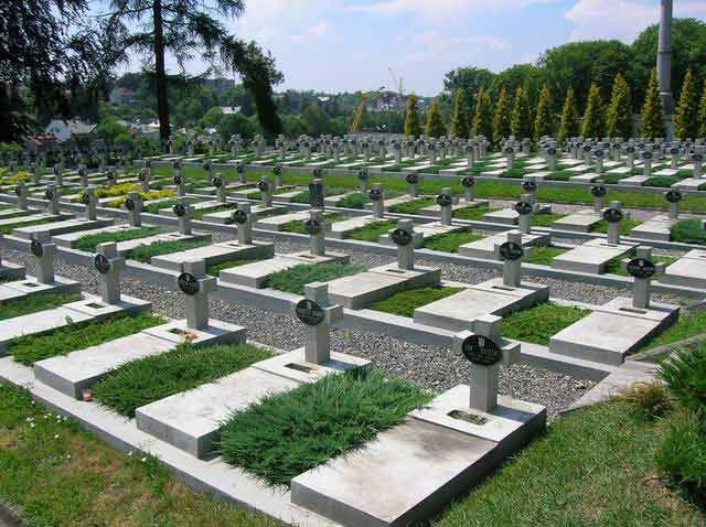Zdj�cia: Cmentarz Orl�t Lwowskich, UKRAINA