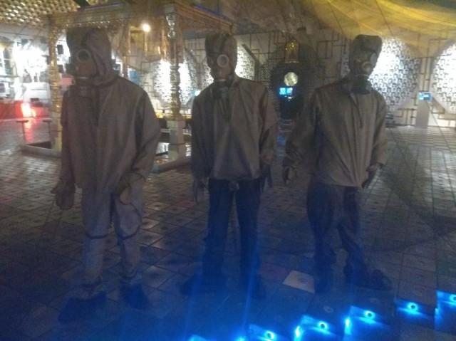 Zdjęcia: Ul. Choriwa, 1, Kijów, Muzeum Czarnobyla-2, UKRAINA