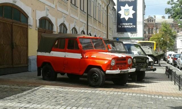 Zdjęcia: Ul. Choriwa, 1, Kijów, Muzeum Czarnobyla-8, UKRAINA