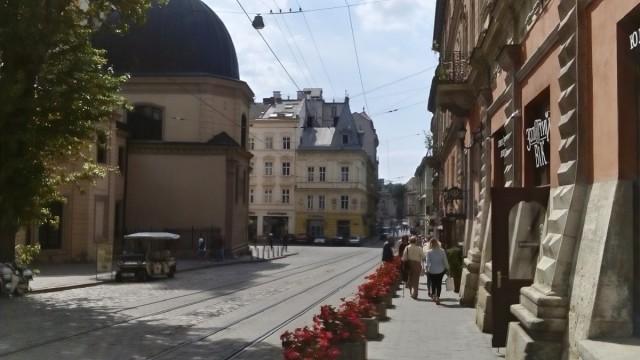 Zdjęcia: Lwów, Lwowska starówka, UKRAINA