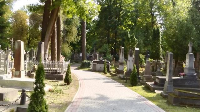 Zdjęcia: Lwów, Cmentarz Łyczakowski we Lwowie, UKRAINA