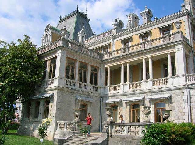 Zdjęcia: Krym, Pałac cara Aleksandra III, UKRAINA