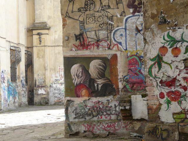 Zdj�cia: Lw�w, obok Dzygi, UKRAINA