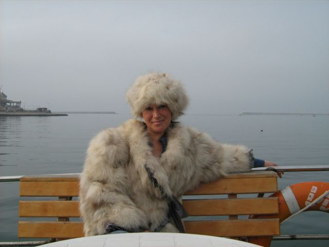 Zdjęcia: Sewastopol, Krym, Moja żona Viki (Rosjanka z Sewastopola), UKRAINA