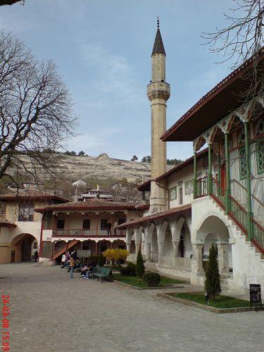 Zdjęcia: BAKCZYSARAJ, KRYM, Pałac Chanów, UKRAINA