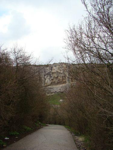 Zdjęcia: Czufut-Kale, KRYM, W drodze do kamiennego miasta, UKRAINA