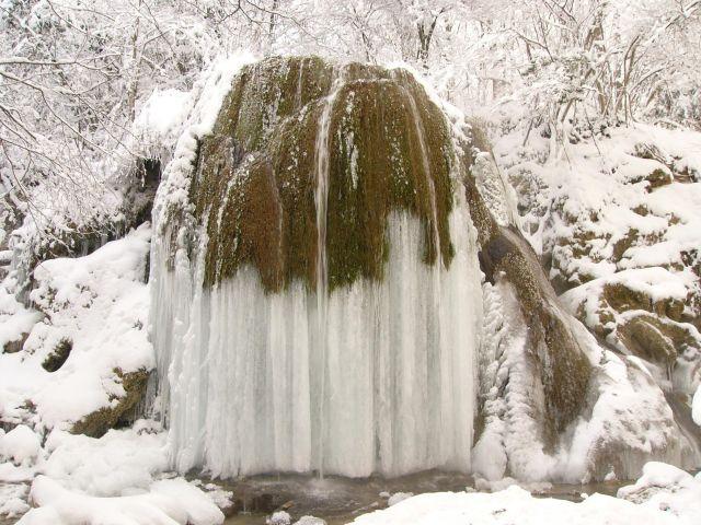 Zdjęcia: Góry Krymu, Krym, Zima na Krymie, UKRAINA