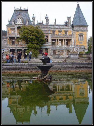 Zdjęcia: okolice miejscowości Herson, pałac Masandra, UKRAINA