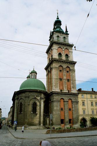 Zdjęcia: LWÓW, LWOWSKIE ZABYTKI, UKRAINA