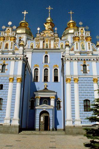 Zdjęcia: KIJÓW, kijowskie cerkwie, UKRAINA